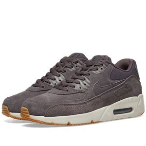 Make Offer Air Max 90 Ultra 2.0 Leather Sneaker